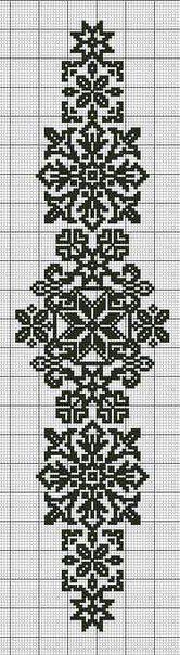 kogin sashi free pattern http: Cross Stitch Borders, Cross Stitch Designs, Cross Stitching, Cross Stitch Embroidery, Embroidery Patterns, Hand Embroidery, Cross Stitch Patterns, Crochet Patterns, Filet Crochet