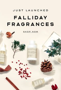 Just launched! Four brand new delicious fall fragrances to have you smell-a-brating into the holidays. VANILLA SANTAL + SHEA BUTTER RAW CINNAMON + CLOVE BAYBERRY + FIR WREATH RED CURRANT + KUMQUAT Diy Fragrance Candles, Candle Branding, Organic Soap, Luxury Candles, Candle Shop, Soap Recipes, Pure Essential Oils, Fragrance Oil, Shea Butter