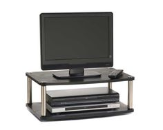 Convenience Concepts Designs2Go 2-Tier Swivel TV Stand