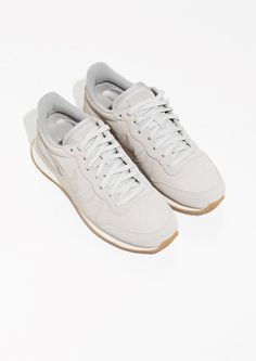 brand new fe176 94001 Other Stories image 2 of Nike Internationalist in Heather Grey Efterår  Vinter, Sneakers,