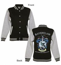 Ravenclaw varsity Jacket from Truffleshuffle
