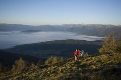 Sonnenaufgangswanderung auf den Gumma Winter, Den, Mountains, Nature, Travel, Vacation, Summer, Winter Time, Naturaleza