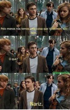Image result for memes engraçados de harry potter em portugues