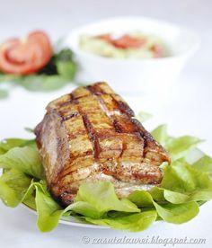 Piept de porc crocant cu sos de mustar, o reteta de zile mari dar atat de simplu de pregatit. Succes garantat in orice ocazie.