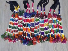 A Lot of 12 Vintage antique Orient Nomadic Tassels, Belly Dance Costume Tassels or Home Decor afghanistan Tassels, vintage Baluchi tassels Vintage Antiques, Vintage Items, Saree Tassels Designs, Tribal Fabric, Bohemian Pattern, Indian Textiles, Belly Dance Costumes, Antique Clothing, Craft Items