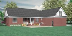 1000+ images about House Plans by Southern Heritage Home ...