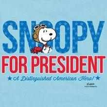 Peanuts Political Gear