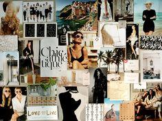 small shop riviera summer birthday chic inspiration #pinboard
