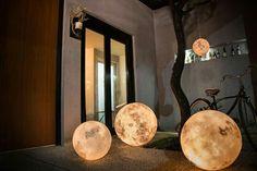 Amazing lunar lamp by Luna 😍