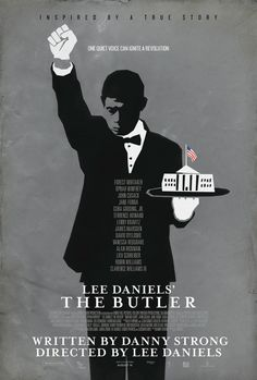 """""""Lee Daniels' The Butler""""  Reserve at: http://appalachian.nccardinal.org/eg/opac/record/2826477?query=%20the%20butler;qtype=title;locg=126;detail_record_view=1"""