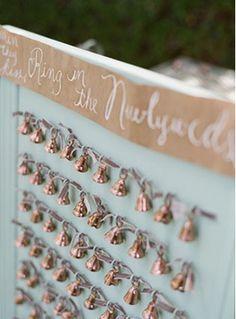 Tinkling Bells! 10 Fun and Unusual Confetti Alternatives | onefabday.com
