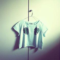 spring summer 2014 // LIV'S croptop // fashion graphic design art.