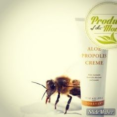 #productofthemonth #foreverlifestyle #beecare #bees
