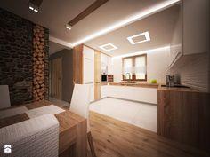 aranżacja domu - Kuchnia, styl nowoczesny - zdjęcie od 3ESDESIGN