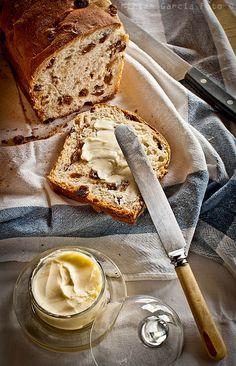 Barmbrack, un pan de Halloween by El invitado de Invierno.