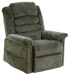 CatNapper Soother Power Lift Full Lay-Out Chaise Recliner with Heat and Massage - Woodland $969.00
