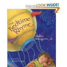 The Bedtime Rhyme - on its way, referred by one of my friends who has boys! Enjoy Jude!