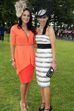 Andrea Roche pictured with winner Suzanne McGarry