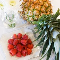 Raspberry Pineapple Punch - Thoughtfully Styled Best Punch Recipe Summer Drinks