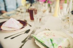 our lovely china & napkins » carlybish.com