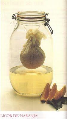 Como hacer licor de naranja | Solountip.com