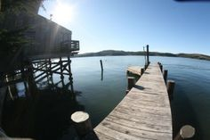 breathtaking view of Tomales Bay