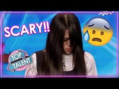 Sacred Riana On Asia's Got Talent 2017 judges scares and terrifies judges and audience with her freaky and creepy magic tricks! Got Talent Videos, America's Got Talent, Superhero Kids, Superhero Characters, Best Magician, Nylon Flowers, Amazing Gifs, Guitar Girl, Halloween Trick Or Treat