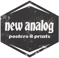 New Analog Posters