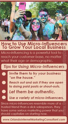 How to Use Micro-Influencers To Grow Your Local Business