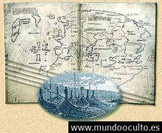 EL ENIGMÁTICO MAPA DE VINLAND