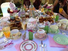 Vintage Tea Time Party