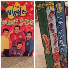 The Wiggles Party Favor Stickers 4 Sheets Treats Loots