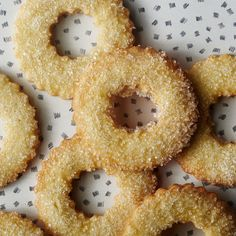 Danish Salted-Butter Cookies Recipe on Yummly