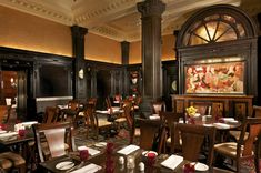 Algonquin Hotel in New York City • Home of the Vicious Circle