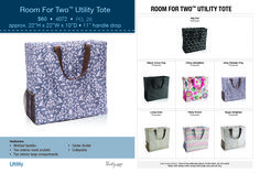 Thirty-One room for two utility tote www.mythirtyone.com/loristarling
