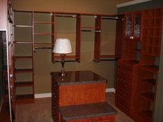 Custom closet ideas - Chances are if you have a small bedroom, the closet is not so great either, and space is a problem. The key closet organization when