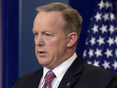 AP Photo/Susan WalshWhite House press secretary Sean Spicer defended a mix-up involving an aircraft carrier that members of the Trump administration said had been ordered to sail toward the Korean Peninsula amid threats from North Korea.  The US anno http://aspost.com/post/Spicer-defends-Trump-saying-an-aircraft-carrier-was-headed-toward-North-Korea-when-it-was-really-near-Indonesia/21377 #politics #politic #politicians #news #political…