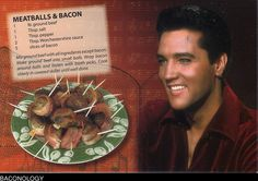 Elvis Meatballs Bacon Recipe (and so much more!), click to check it out! #knife #knives www.hesslerworldwide.com