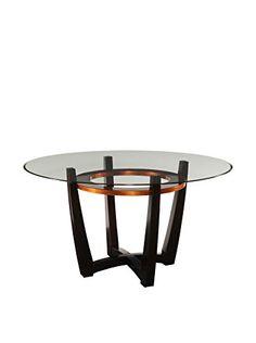 Bassett Mirror Thoroughly Modern Symmetry Dining Table 2914 700 926EC |  Basset Mirror | Pinterest | Modern