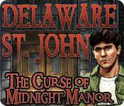 Delaware St. John: The Curse of Midnight Manor Walkthrough, Guide, & Tips   Big Fish