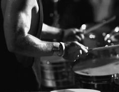 """❤️❤️""""it's always the drummer! I've always loved drummers. Hell, I was a drummer for 12 years. So I guess I'm a bit biased. But with 30STM my gawd, since when is it fair to hit us with not only a sexy drummer but his brother as the frontman? Talk about genetically gifted. I still love Shannon though."""" **Brings hand to ear like a phone** """"call me!"""""""" A clip of an interview when Gypsy was asked who she found the sexiest in a band. This  interview was with Fayetteville, News .❤️❤️ 2008 Oct…"""