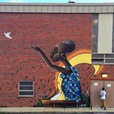 Artist: Alexandre Keto Location: Forestville Maryland Photo: repost - check out @alexandreketo for more amazing murals! ℹ More info tomorrow at StreetArtRat.com #travel #streetart #street #streetphotography #tflers #sprayart #urban #urbanart #urbanwalls #wall #wallporn #graffitiigers #stencilart #art #graffiti #instagraffiti #instagood #artwork #mural #graffitiporn #photooftheday #streetartistry #pasteup #instagraff #instagrafite #streetarteverywhere #repost
