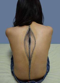 Amigos: 3D Tatoos (Tatuagens em Terceira dimensao) Crazy