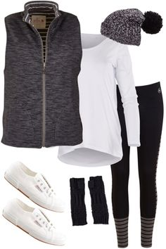 Sporting Weekends Outfit includes bird keepers, Elm, and Superga - Birdsnest Online Fashion Store