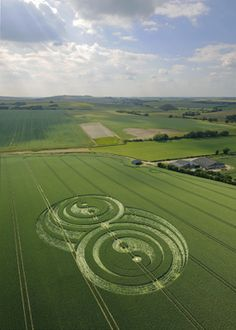 Welcome... Beings of Light - Crop Circles