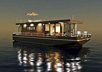 Cruising Home your Houseboat for good feelings