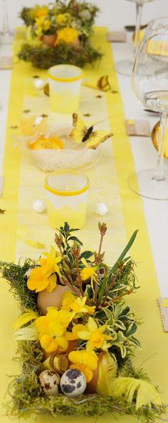 ma boutique déco table - décoration de table: Pâques