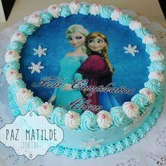 #frozen #frozencake #instachile #chilegram #instaconce #sanpedro #concepcion #pazmatildetortas