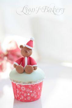 ♥Christmas cupcake decorating ideas♥