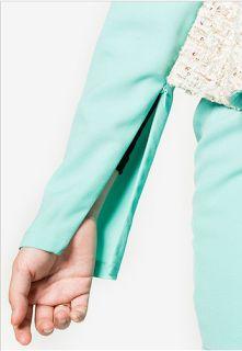 kami~DAH~tawen: BAJU RAYA 2015 : Fesyen Baju Kurung Moden Terkini